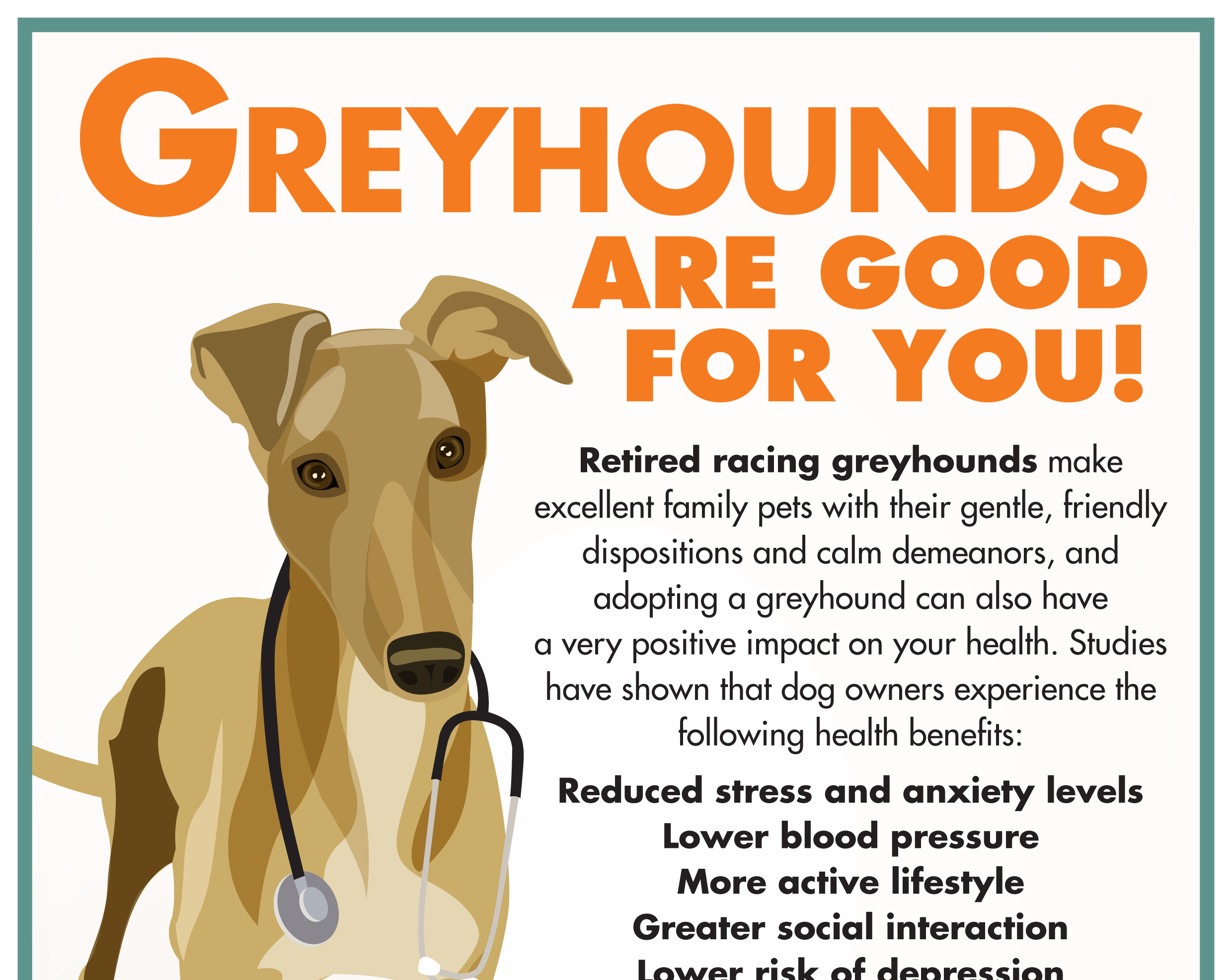 Greyhound Posters
