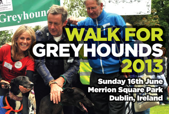 3rd Annual Walk for Greyhounds